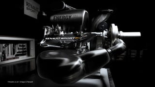 Renault F1 Power Unit Gains Nearly 100 Horsepower