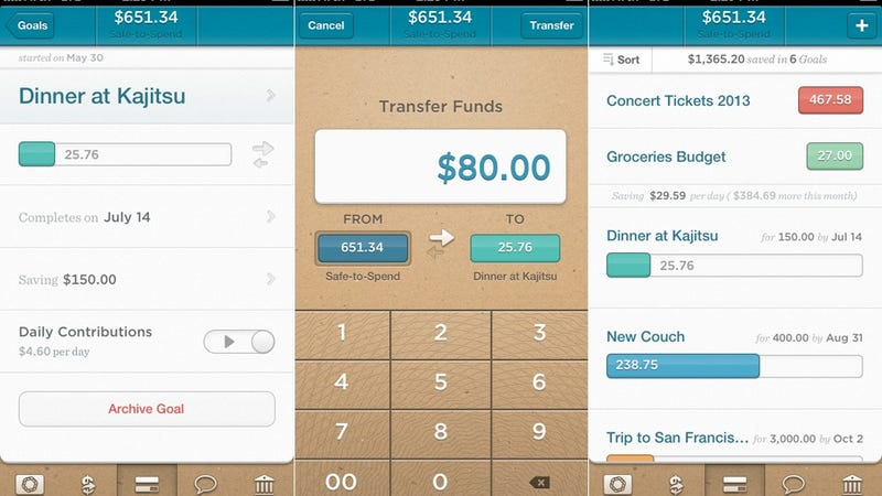Simple Now Lets iPhone Users Save More Money With Goals
