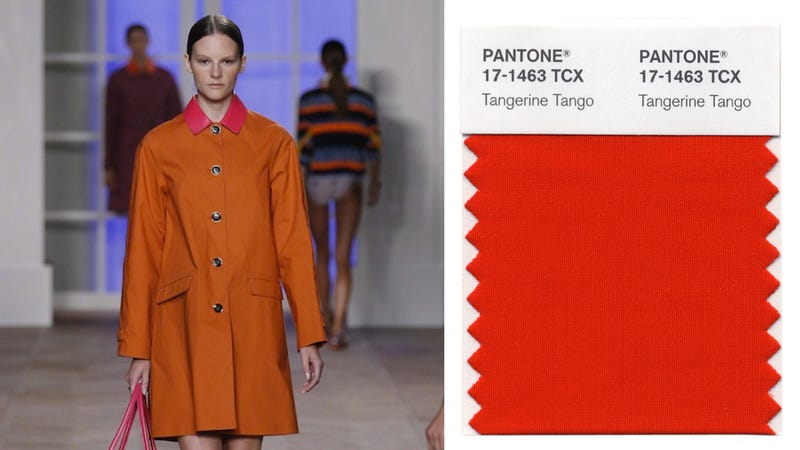 Orange Is The Hot Color For 2012, Adjust Accordingly
