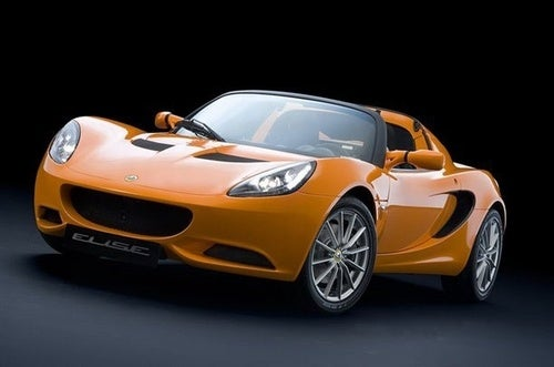2011 Lotus Elise: Nipped, Tucked And Still Beautiful