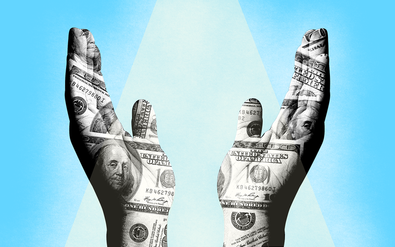 What a Series of Cosmic Evangelical Thrillers Tells Us About Money in America