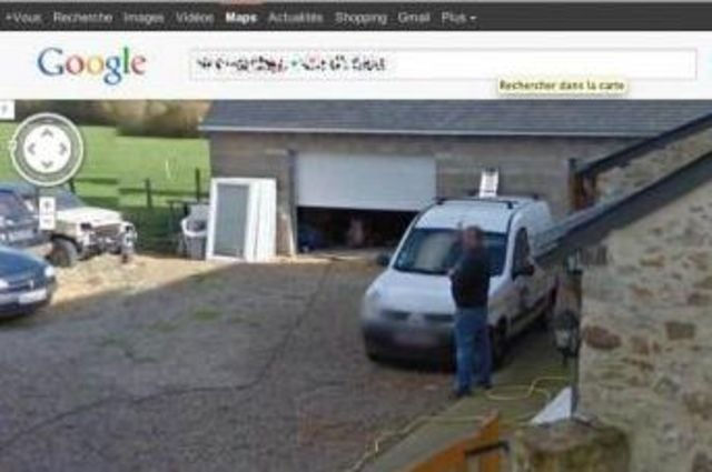Peeing Frenchman Sues Google Over Embarrassing Street View Photo