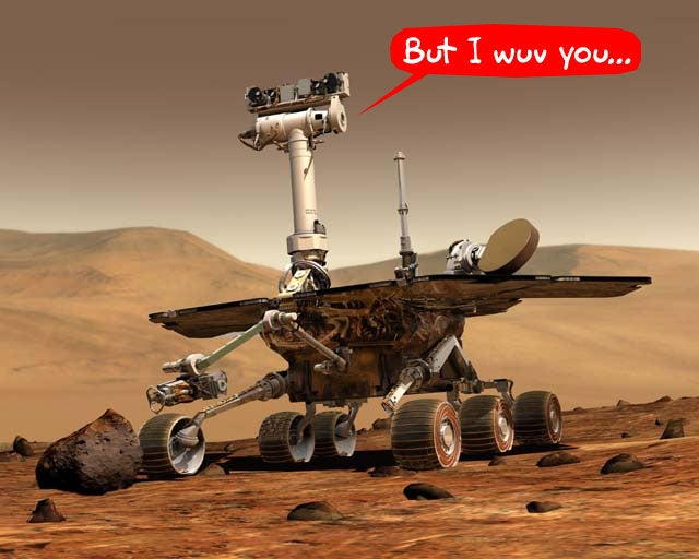 NASA Leaving Spirit Mars Rover to Die Due to Budget Cuts