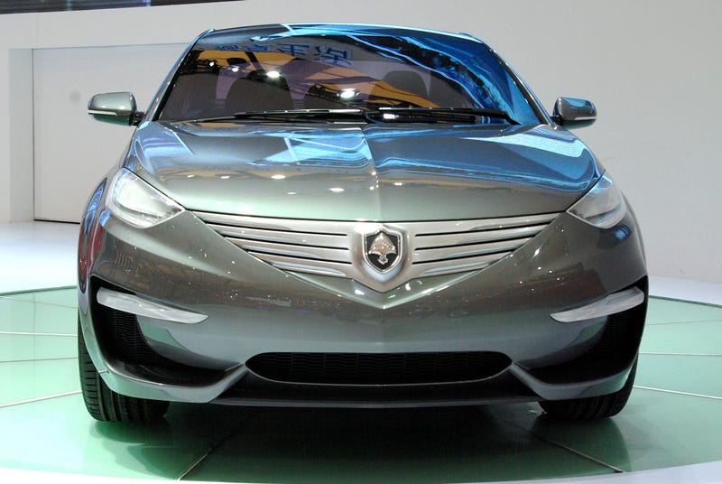 "Chang'An CD101 Concept Shows No Hint Of ""Borrowing"""