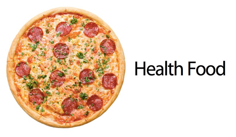 Scientist Creates Pizza Healthy Enough to Eat 3 Times a Day, Every Day