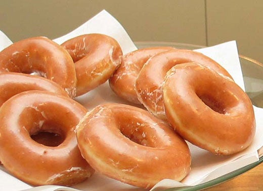 Scientist Bakes Up Nerve-Jangling Donuts Spiked With Caffeine
