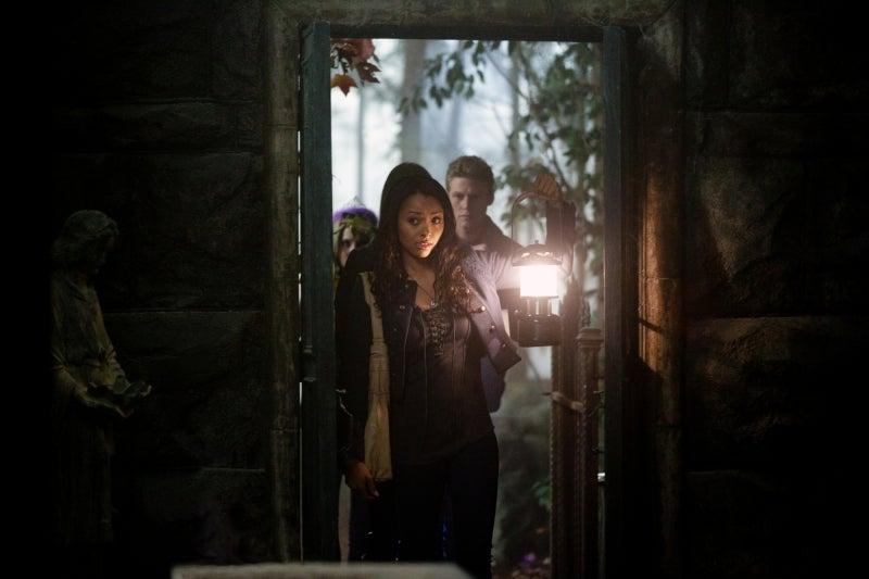 Vampire Diaries Our Town Promo Photos Gallery