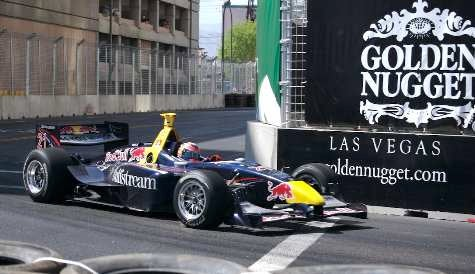 Las Vegas Grand Prix, 2007: Race Day