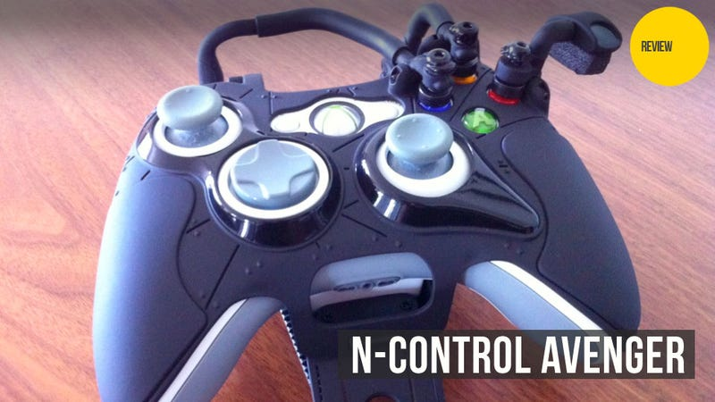 The Avenger Looks Nuts, But Puts Console Gaming at Your Fingertips