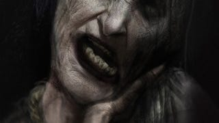 Nightmarish concept art from The Conjuring