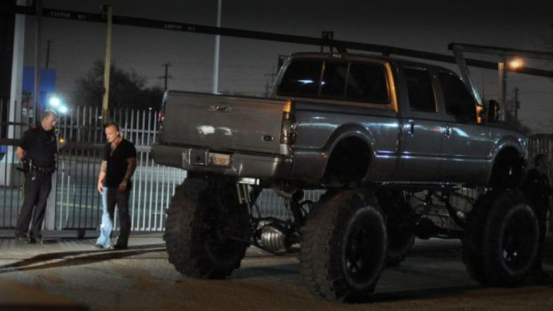 Family of woman crushed by monster truck outside strip club sue everyone
