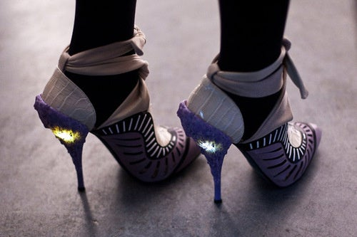 Illuminated Shoes Gallery