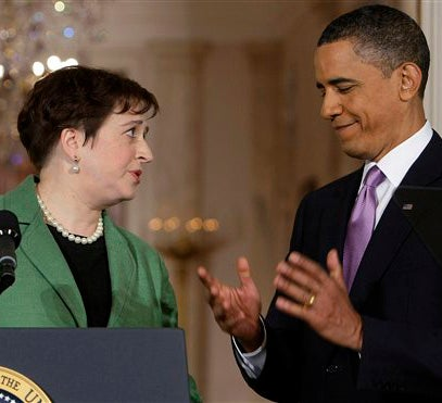 Elena Kagan: The Sexual Politics Of A Private Life