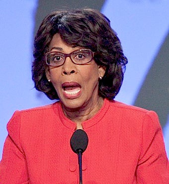 Maxine Waters Charged With Three House Ethics Violations