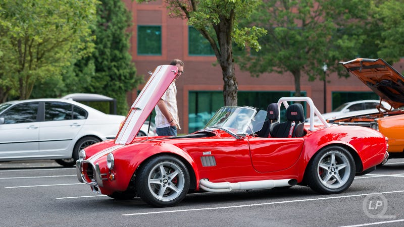 [insert witty title here] - Portland Cars and Coffee 19 July 2014