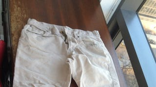 Exit Interviews With Clothes and Furnishings: J. Crew 5-Pocket Chinos