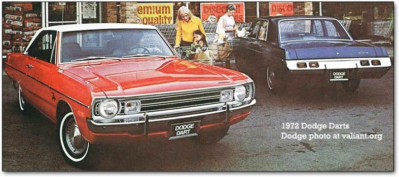 Dodge Dart: The little Chrysler that could
