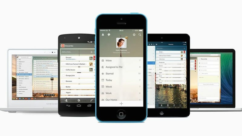 Wunderlist 3 Adds Real-Time Sync, Public Lists, and a New Interface