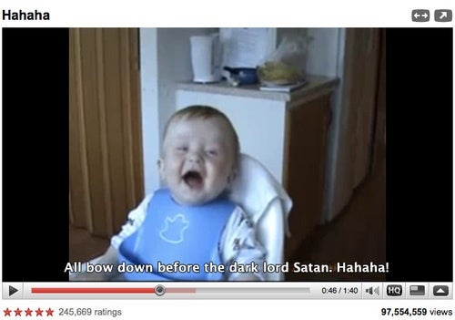 Google Adding Automatic Captions to YouTube Videos