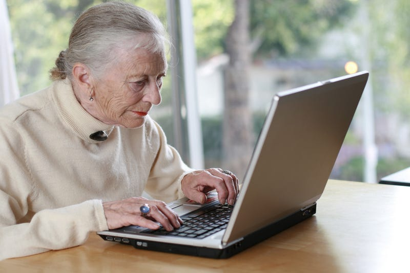 Old People Are Using the Internet to Do the Nasty