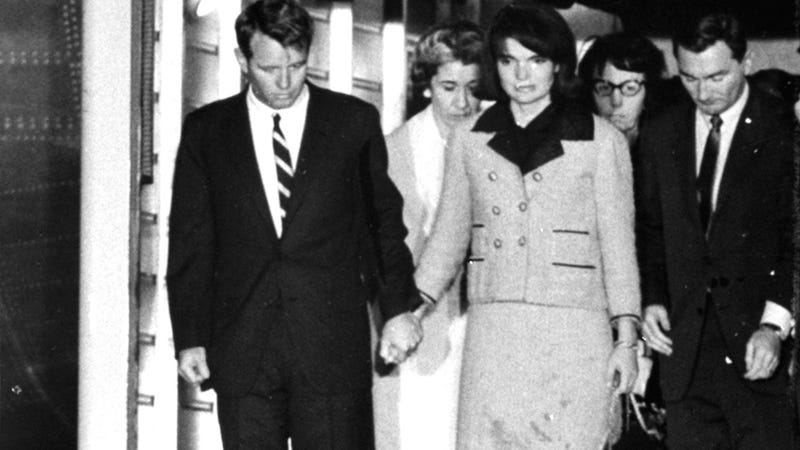 Jackie O's Pink Suit Will Remain Hidden Away Until We're All Dead
