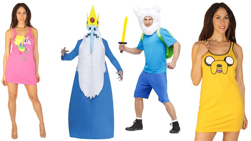 Sluttiest and Weirdest Store-Bought Halloween Costumes for 2012