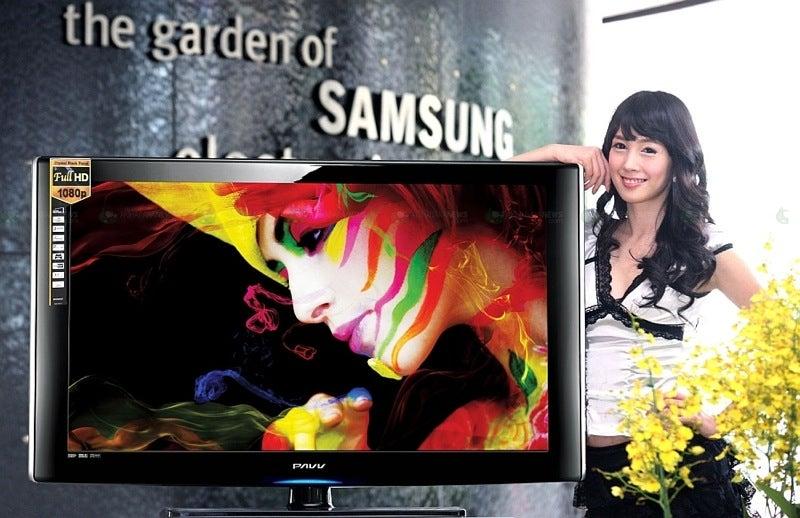 Samsung Bordeaux Breaks Contrast Ratio Record