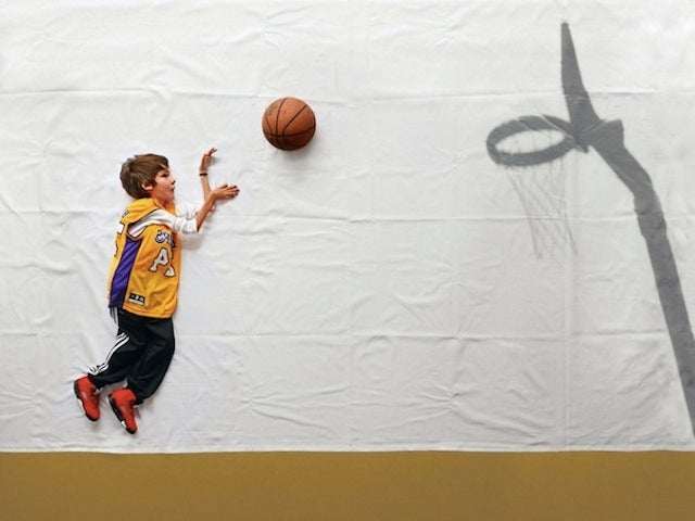This Wonderful Photographer Gave a Boy Suffering with Muscular Dystrophy a Chance to Live Out His Dreams