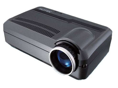 Scitech's VLP-100 Portable Projector Only Does QVGA Resolution for $350