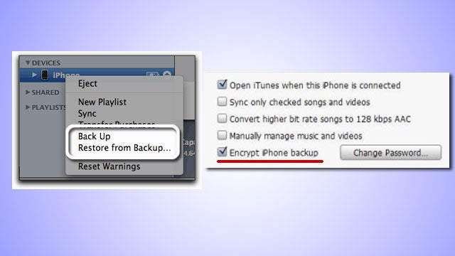 Encrypt Your iPhone Backups for Convenience, Not Just Security