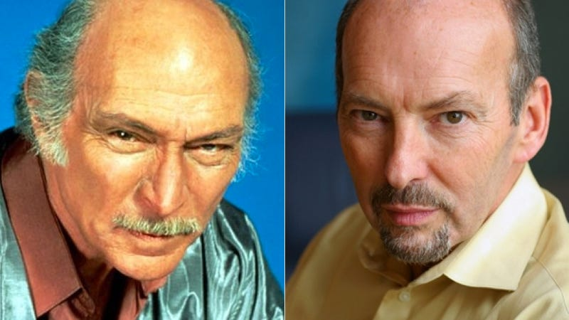 Separated At Birth: Lee Van Cleef and Peter Moore?