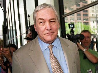We'll Have Conrad Black to Kick Around Again