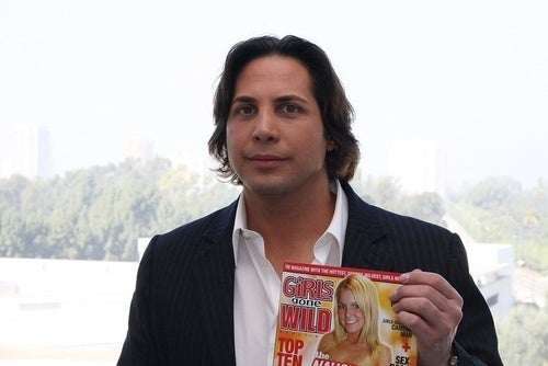 Plea Bargain Keeps Joe Francis Free to Charm America's Tops Off