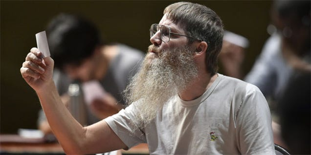 Man Wins French Scrabble Champs, Doesn't Speak French