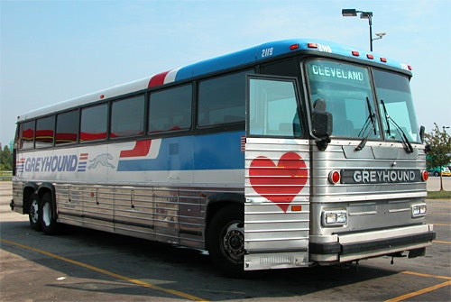 Romantic Greyhound Bus Driver Steals $600,000 Bus to Go See His Girlfriend