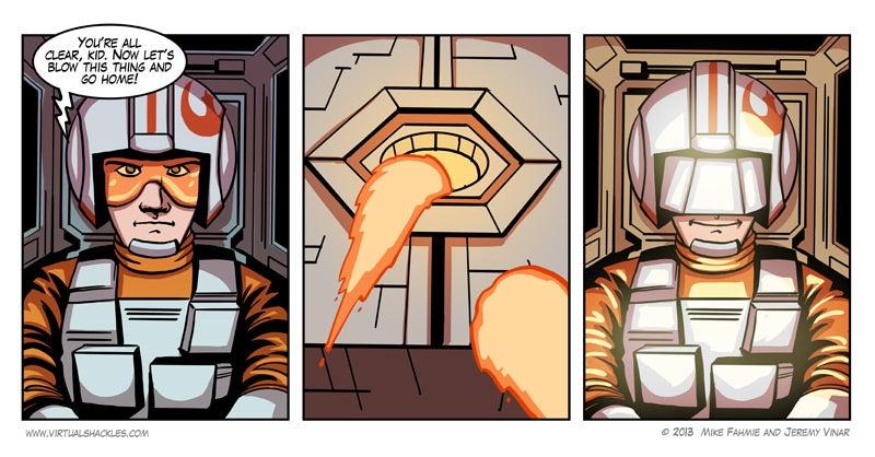 Sunday Comics: Pièce de Résistance