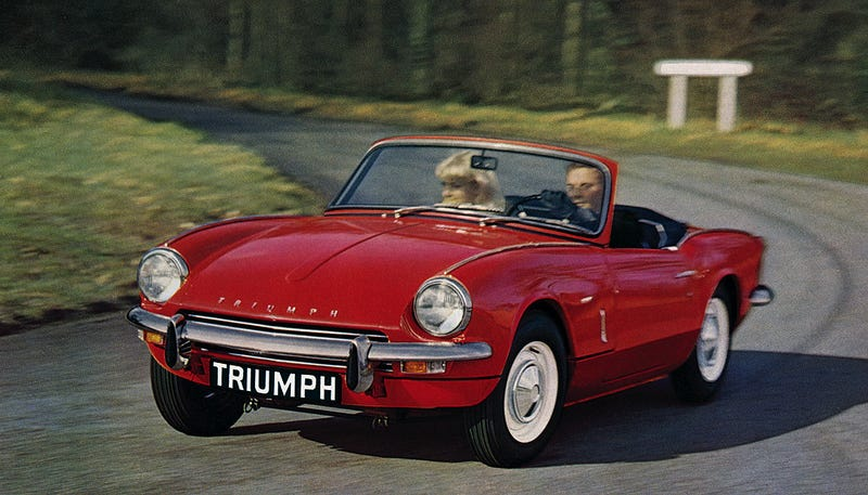 """""""Drive Something British, Unreliable, With a Soft Top, and Do So Quickly"""""""