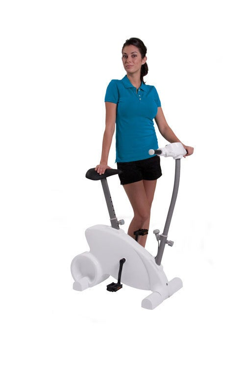 Wii Exercise Bike Would Be Perfect For Paperboy