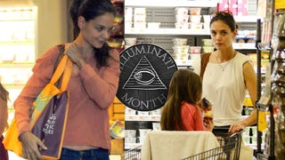 Katie Holmes Had a Secret Whole Foods Entrance: An Update