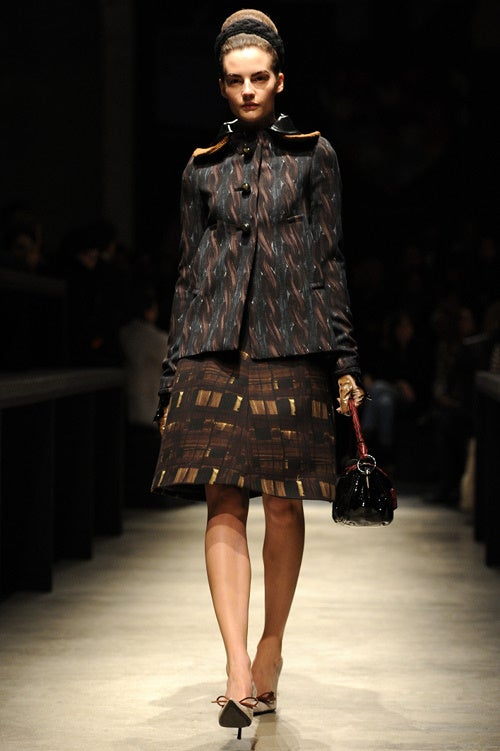 Prada Gets Milan Off To A Serious Bang!