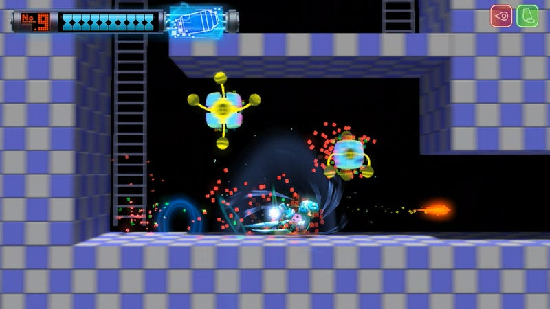 ​Mighty No. 9 Screens Give New Look at Mega Man Successor