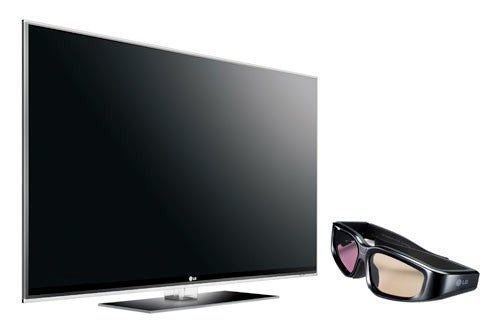 LG's LX9500 3DTV Will Go On Sale May