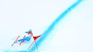 The Non-Skier's Guide To Ski Racing (And Ski Crashing)