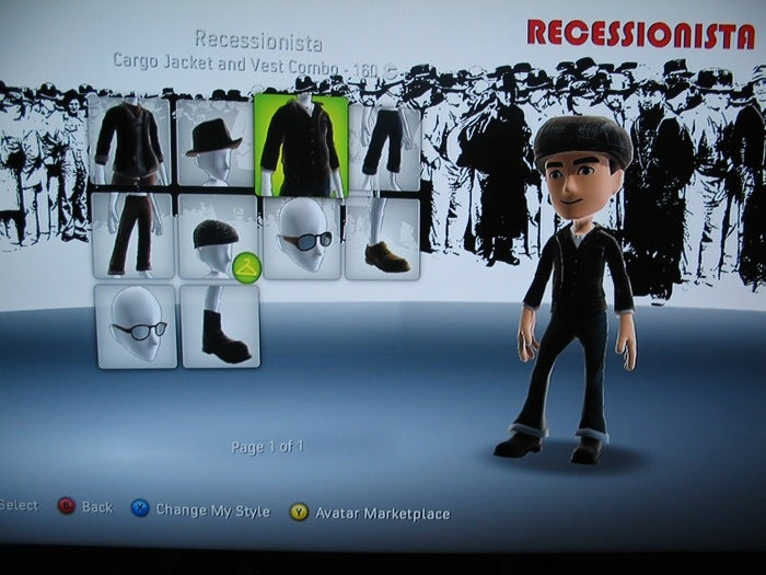 How Much Xbox 360 Avatar Clothes And Toys Cost