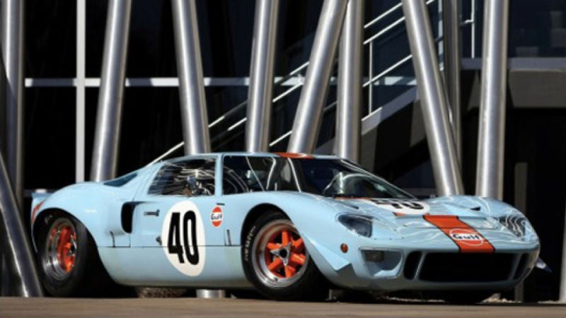 Steve McQueenu0027s $11 Million GT40 Is The Most Expensive American Car Ever Sold & The Ford GT40 Was Americau0027s Greatest Supercar And Its Successor ... markmcfarlin.com