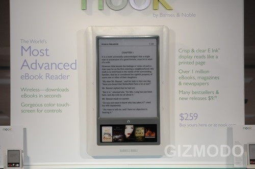 Plastic Logic Que Is Going to Nuzzle Nook in Barnes & Noble Stores (And Why You Care)