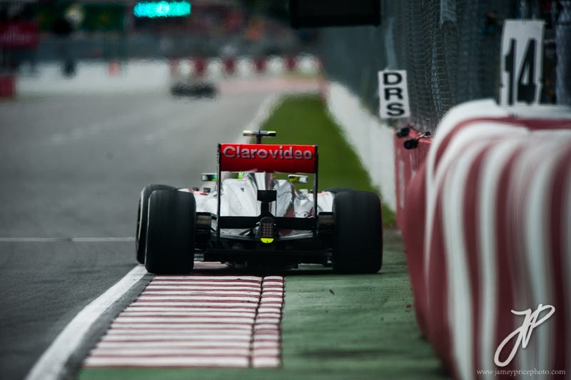Back on the Island... Canadian Grand Prix 2013