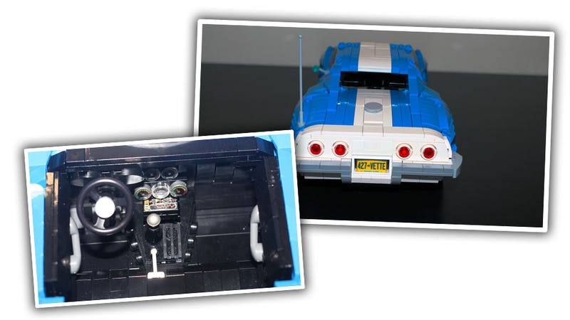 This Lego Corvette Is Way Better Than What You Think
