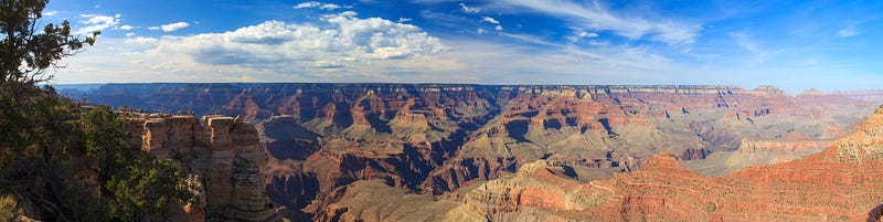 The Grand Canyon Faces Gravest Threat in the Park's 95-Year History