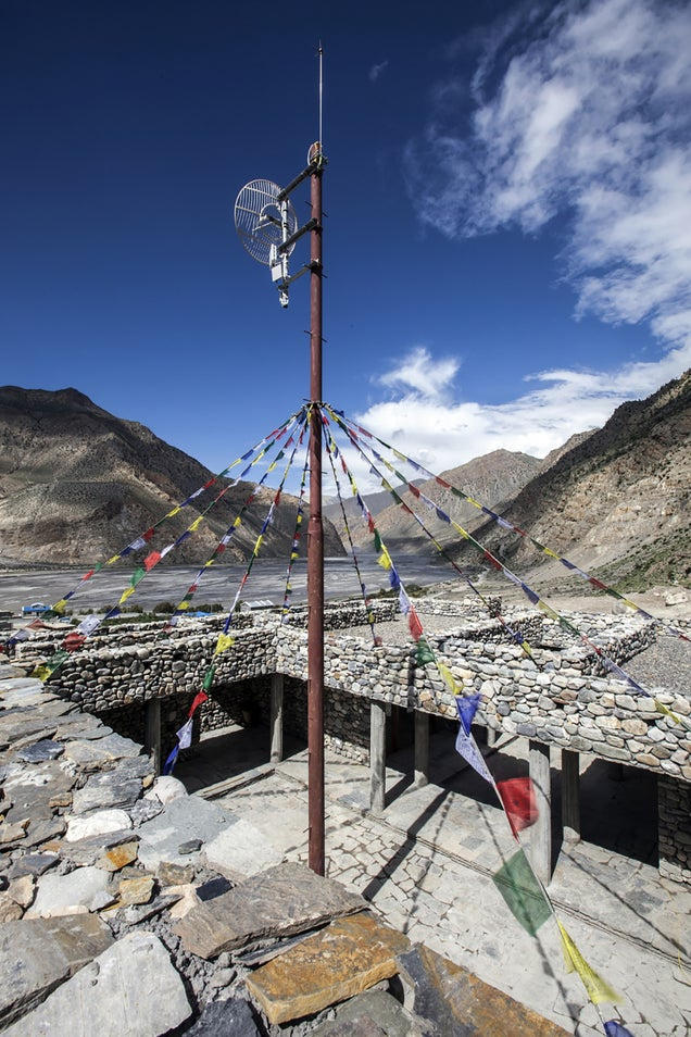 "The Beautiful Radio Station Broadcasting From Nepal's ""Hidden Kingdom"""